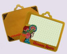 Chinese Opera Embroidered Photo Frames