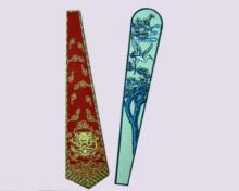 Embroidered Bookmarkers