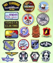 Embroidery Patches - Military