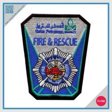 Embroidery Patch - Customized Patch - Fire Fighter Patch