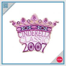 Embroidery Patch - Customized Patch - Cinderella Classic